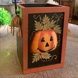 Wooden Halloween Decor 🎃